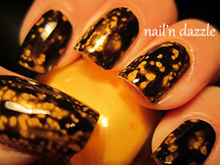 yellow-polish-black-spotted-opi