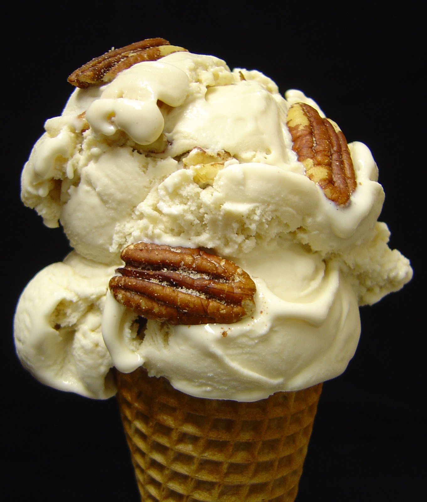 Never a Lack of Ideas: Only Old People Choose Butter Pecan Ice Cream