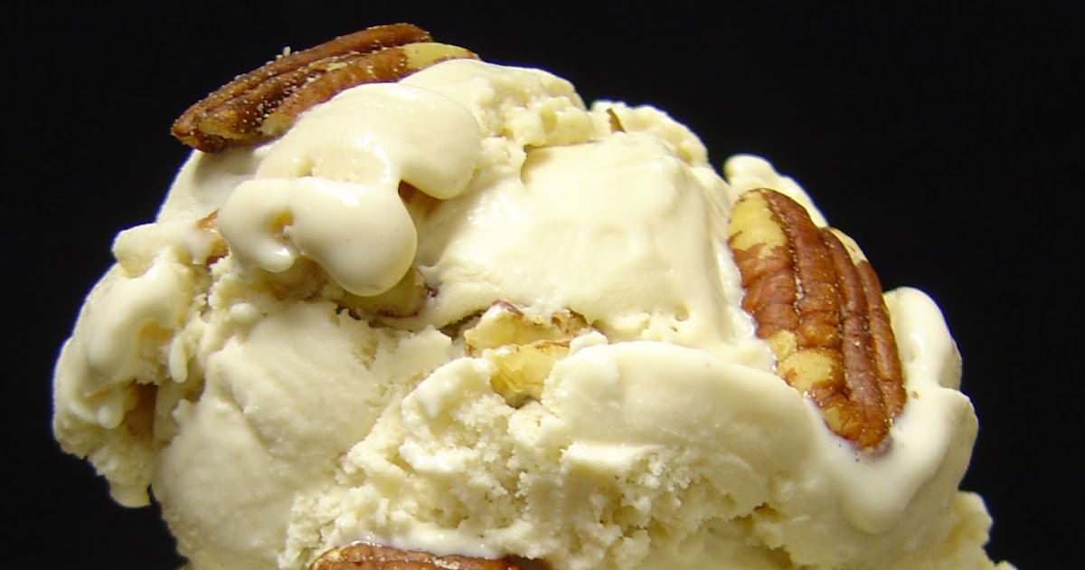 Never a Lack of Ideas: Only Old People Choose Butter Pecan ...