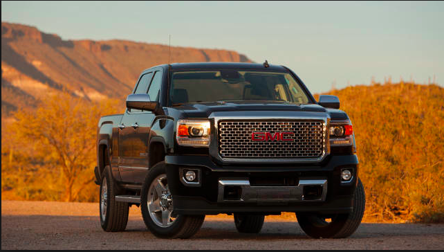 GMC Sierra Denali Shows Pickups Can Be Luxury Vehicles