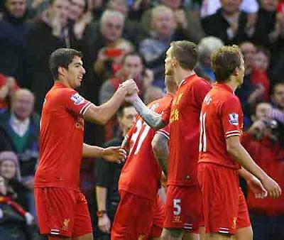 Xem lại đầy đủ trận Liverpool vs Fulham