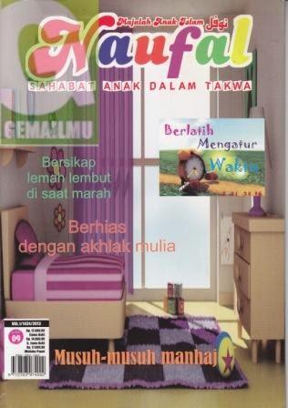 Majalah Naufal Edisi 09 Vol 1 1435 H-2014