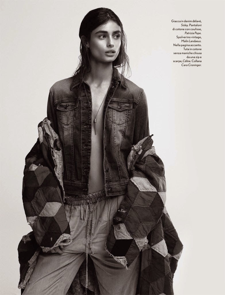 taylor hill by tim zaragoza for amica january 2015