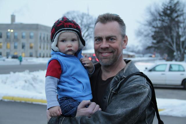 Cody & Dad Milaca 2012