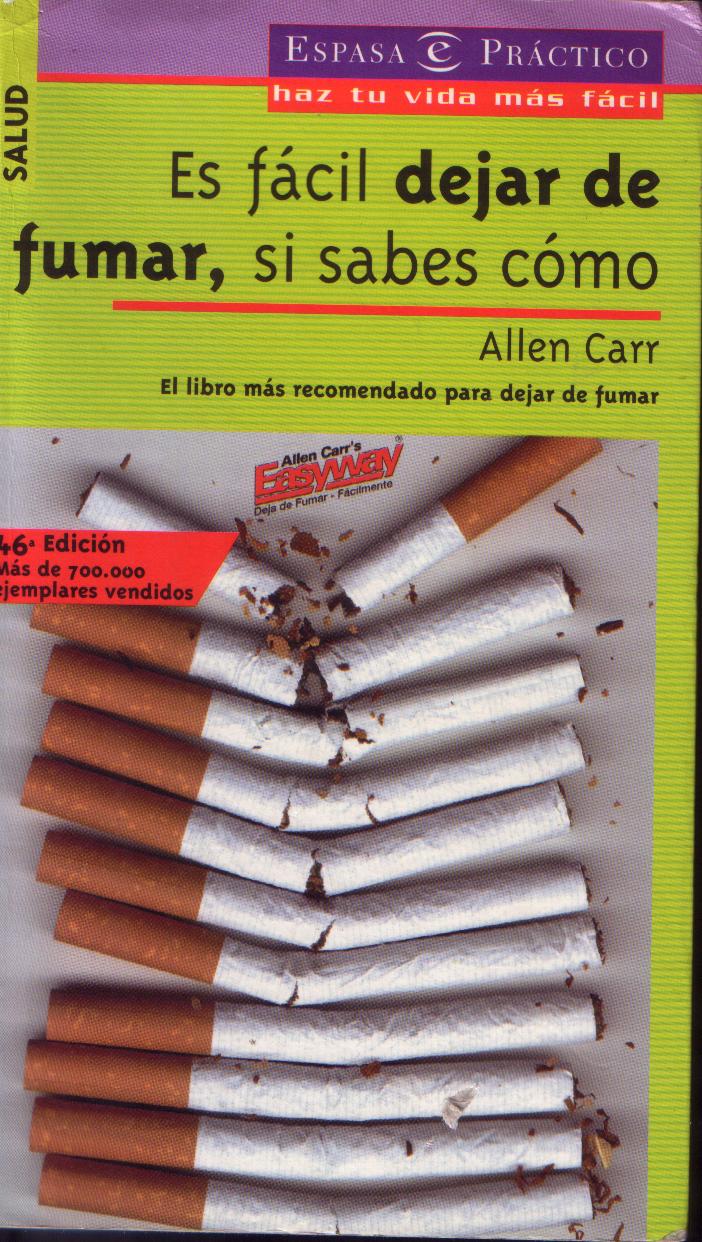 Cuando comienza lomka a que ha dejado fumar