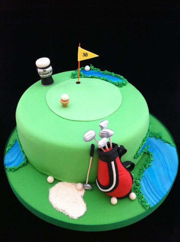 Cake Images Golf : Golf Predictor - Golf Blog: January 2013