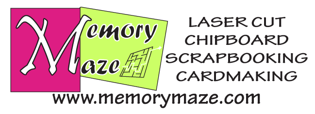 Memory Maze Laser cuts  Design
