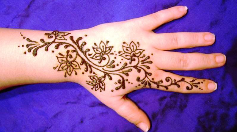 Mehndi designs for kids tattoos for men for Henna tattoo richardson tx