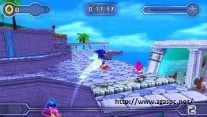 Free Download Games sonic rivals II psp iso for pc Full Version ZGASPC
