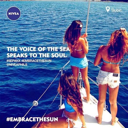 NIVEA Promo, #embracethesun, promotion, Philippines promo