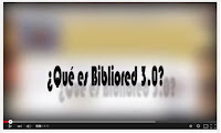 Qué es Bibliored 3.0: video