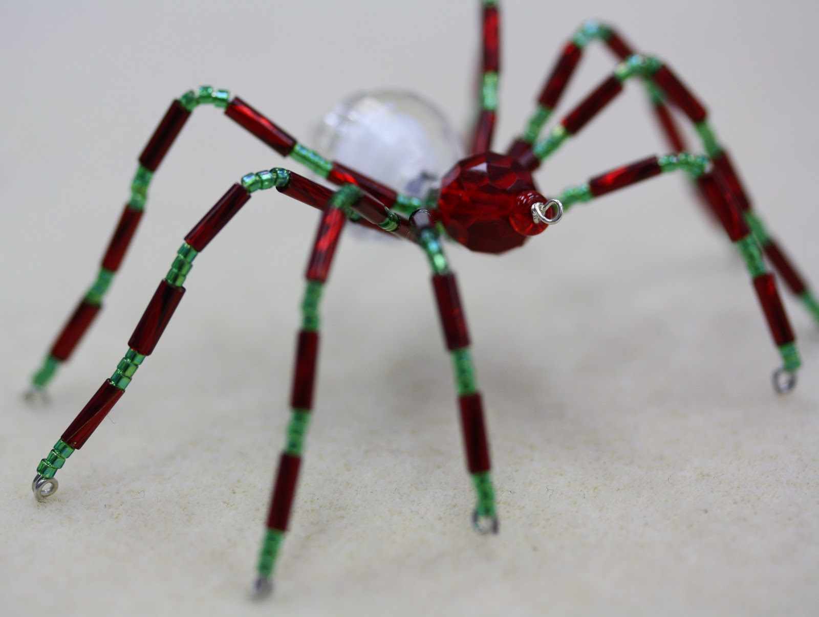 perhaps youve heard the ukrainian folk tale about the christmas spider its a favorite around here and we just love making spider ornaments for our - The Christmas Spider