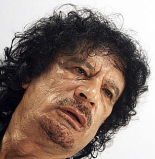 gaddafi dead photo