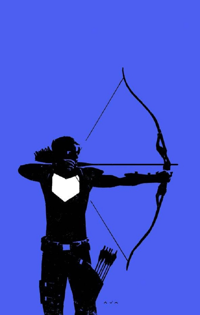 Clint Barton a.k.a Hawkeye