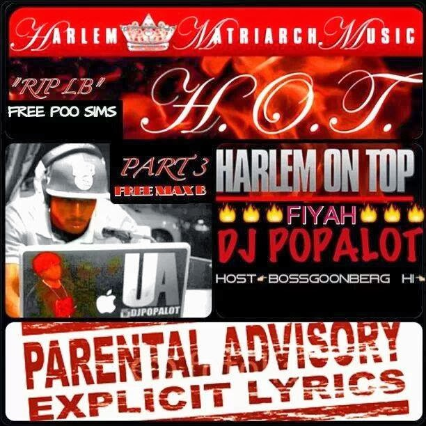 DOWNLOAD - HARLEM MATRIARCH MUSIC - H.O.T 3