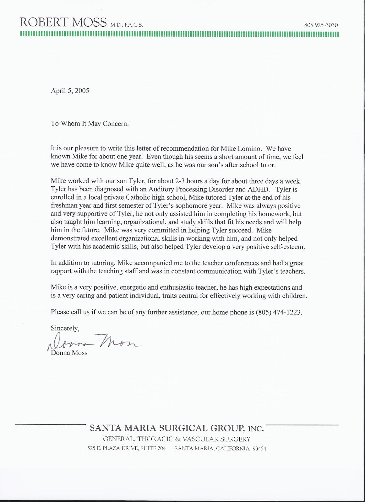 Recommendation Letter For Tutor from 2.bp.blogspot.com