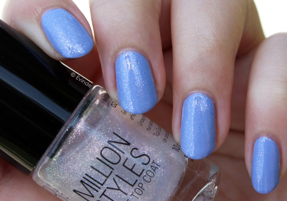 catrice holo que tal topper nail polish