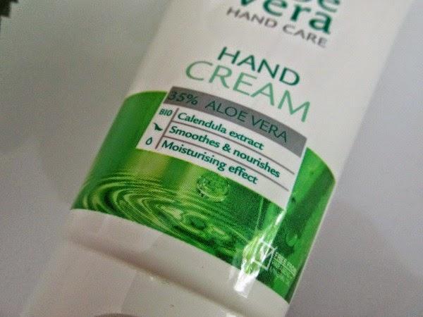 LR Health & Beauty Systems Aloe Vera Handcream - Review