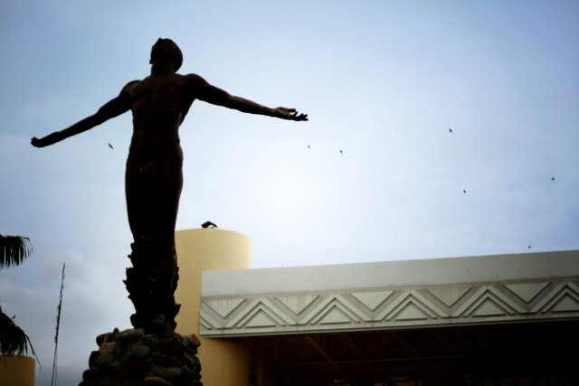 UP Mindanao Oblation