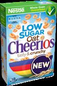 Nestle, cereals
