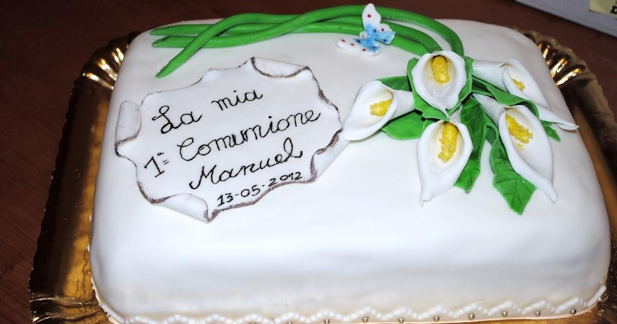 In cucina con gusto torte decorate - Prevenire in cucina mangiando con gusto ...