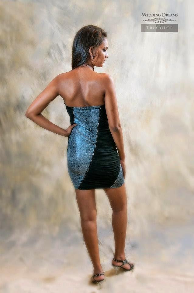 Shermali Perera spicy butt