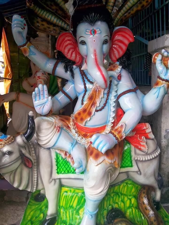 little ganesh ji image