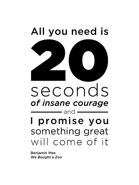 courage image quote
