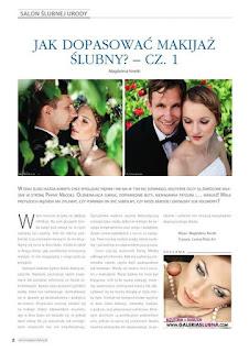 Jak dopasować makijaż ślubny?