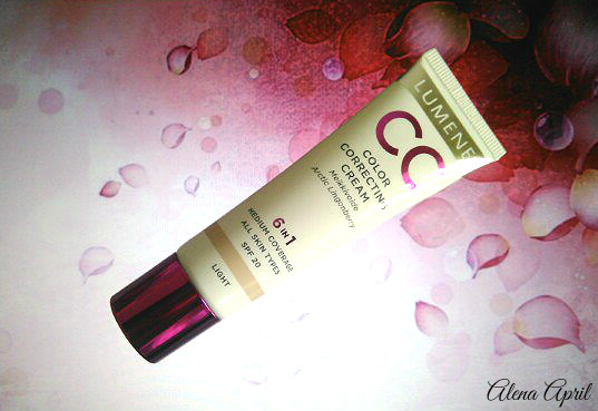 Color Correcting Cream 6 in 1 от Lumene, СС-крем от Lumene