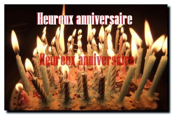 Joyeux anniversaire pour facebook