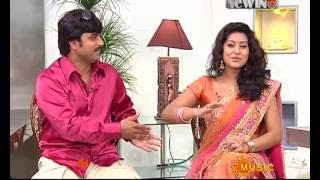 Actress Sneha Special In Rewind Ep-61 Sun Music 28-09-2013