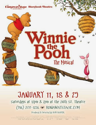 Winnie the Pooh (the Musical) at the 24th Street Theatre