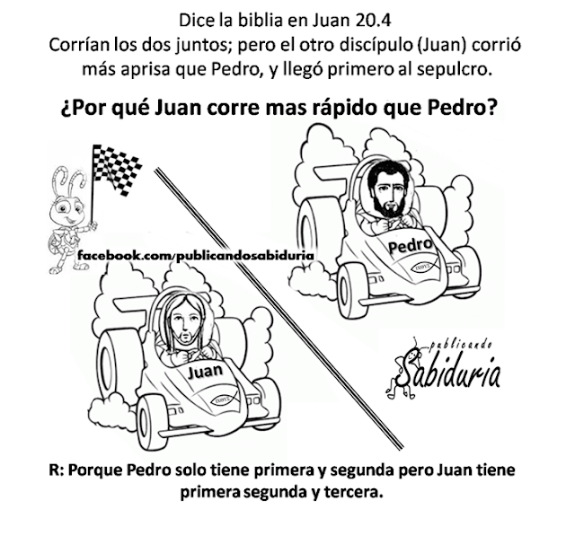 chistes cristianos