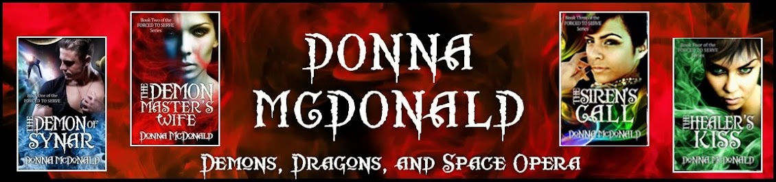 Demons, Dragons, and Space Opera