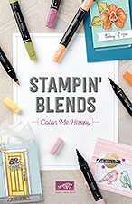 Fabulous Stampin' Blends