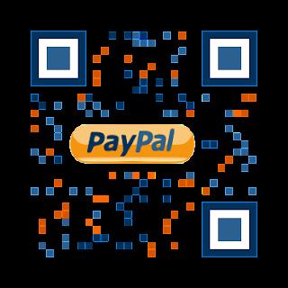 Paypal custom QR Code