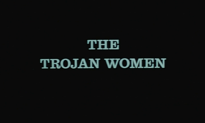 the trojan women The trojan women has 4,814 ratings and 188 reviews ana said: farewell, o city prosperous once farewell, ye ramparts of hewn stone had not pallas, daug.