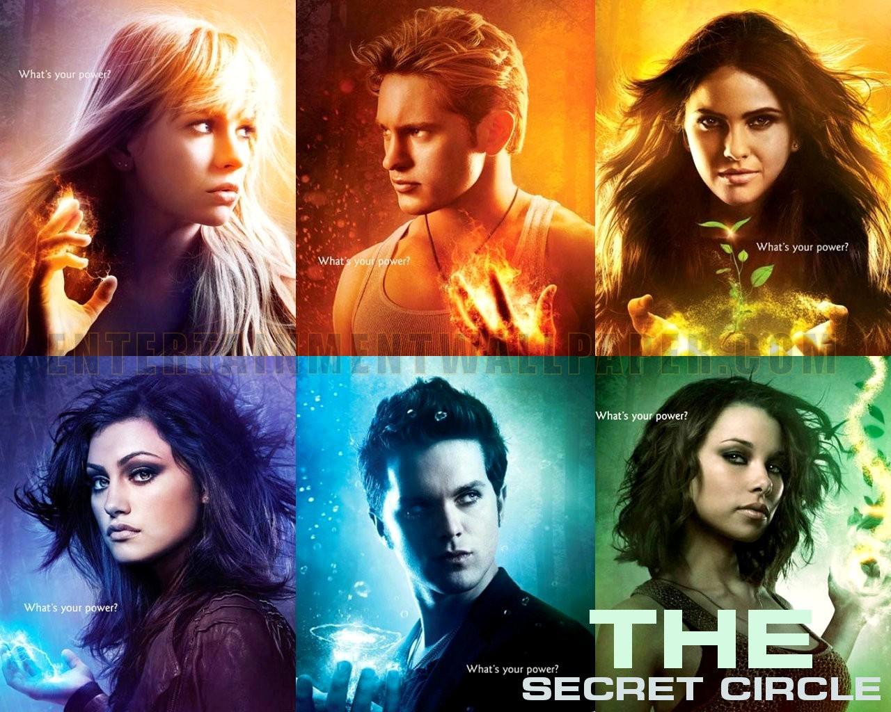 The secret circle episodes