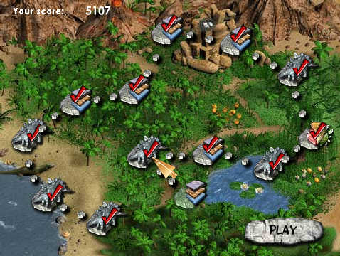 Jurassic Realm iPad iPhone Android Mac & PC Game