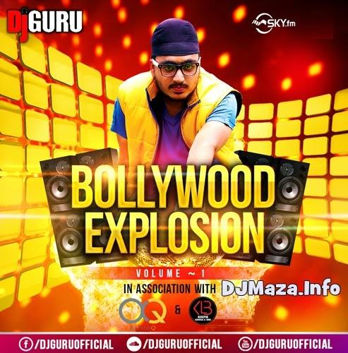 Bollywood Explosion Vol.1 - DJ Guru