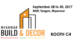 Myanmar Build & Decor Show 2017