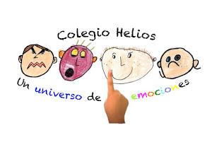 Logos proyecto Helios Un universo de emociones