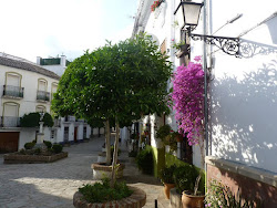 CALLES DE UBRIQUE