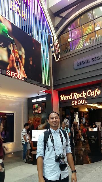 80 Hari di Korea : Hari 17 (Lotte World Seoul)