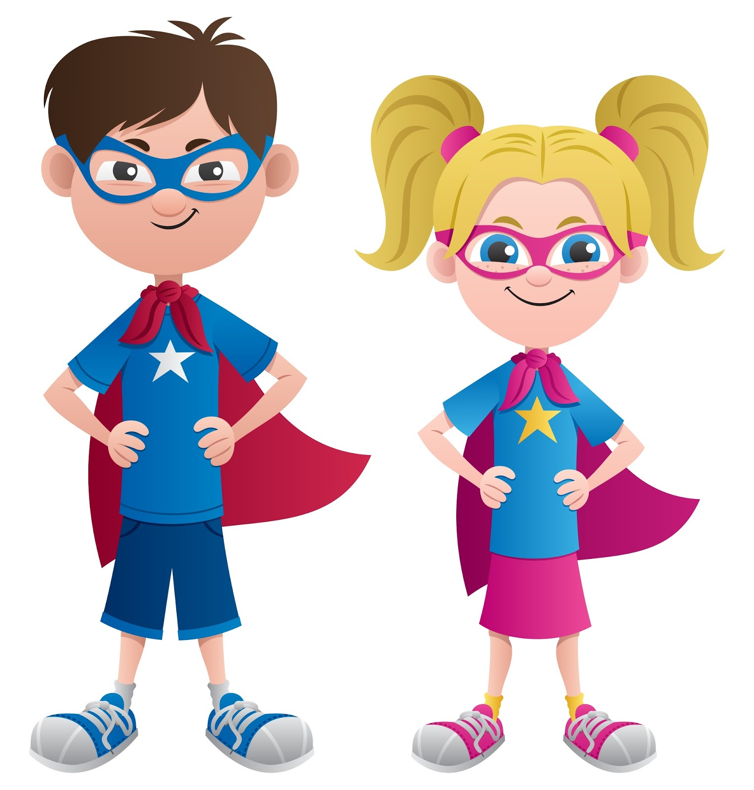 Superhero Kids - Light Bulbs and Laughter