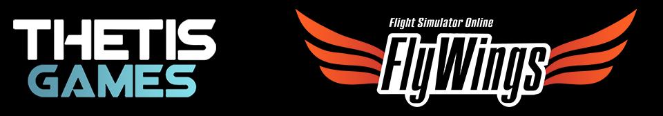 Thetis Games - FlyWings - Flight Simulator Online