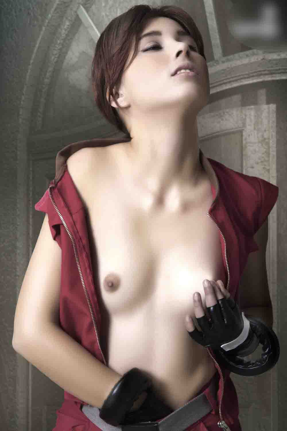 Nude pic of girls from resident evil  naked scene