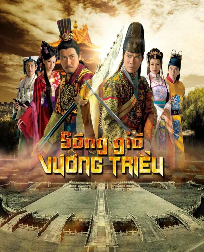 Phim Sóng Gió Vương Triều | Htv2