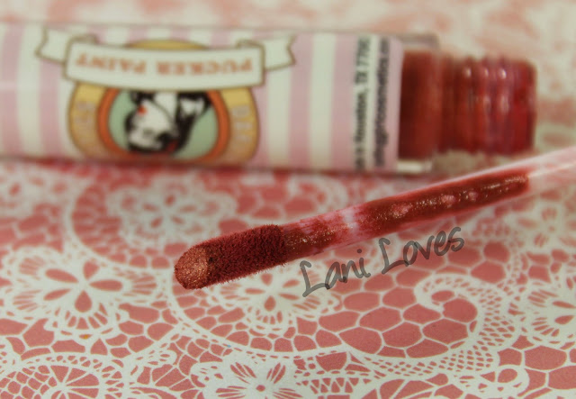 Darling Girl Pucker Paints - Eat You Up Swatches & Review